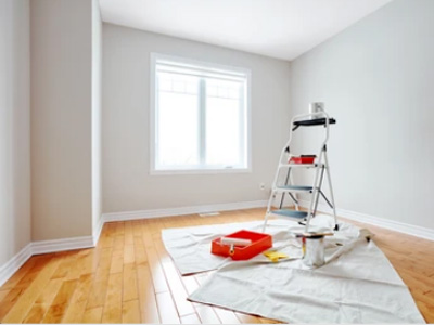Renovations and residential painting